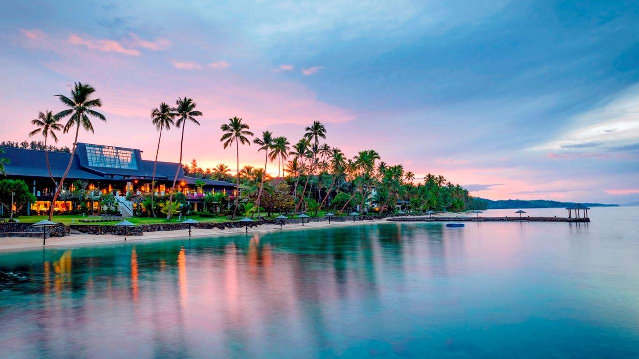 ☆BULA!☆南太平洋の楽園「フィジー」に 直行便フィジーエアウェイズが就航!【美しいビーチが自慢!ワーウィック フィジー】5日間 朝食&送迎&お子様割引あり