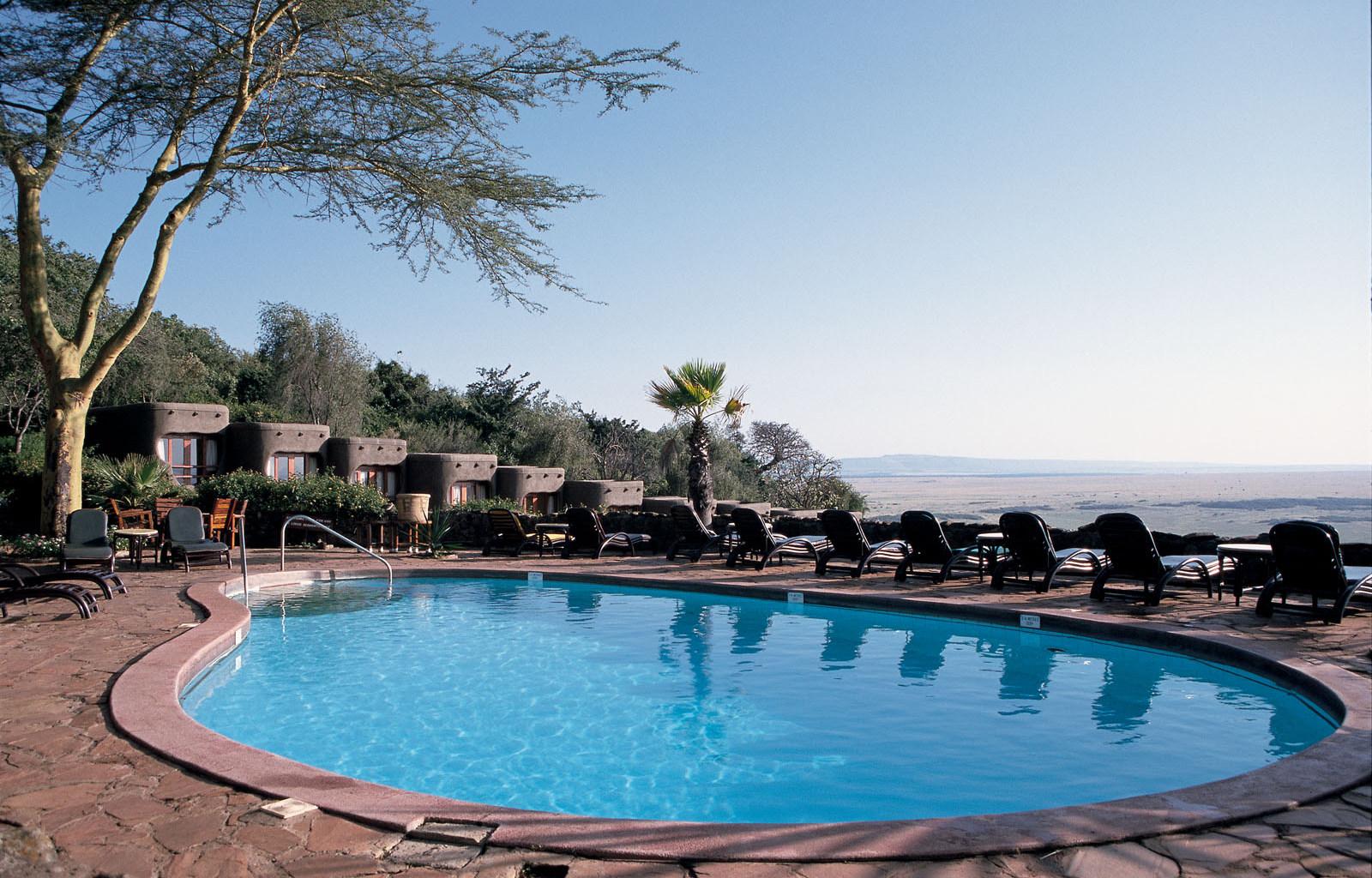 ~見晴らしの良いマラセレナに3連泊~マサイマラへは国内線でひとっ飛び!ケニア・マサイマラBIG5 7日間<カード決済OK!>
