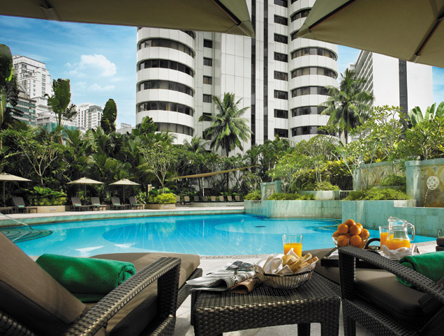 シャングリ・ラ ホテル(エグゼクティブ)に泊まる クアラルンプール 2泊4日 朝食・送迎付き・カード決済OK 春休みのご予約はお早めに♪