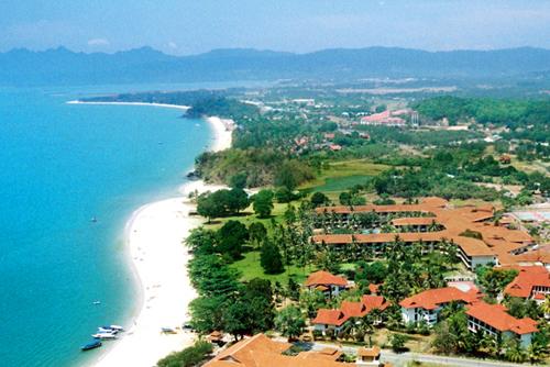 【ビーチも街も満喫のマレーシア2都市6日間♪】ランカウイ島 フェデラル・ヴィラ(スタンダード)2泊&クアラルンプール イスタナ(デラックス)2泊 4泊6日 朝食・送迎付き・カード決済OK