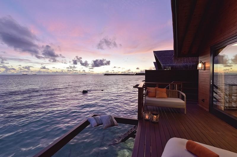 2017年にオープンのグランドパークコディバルモルジブ<Lagoon Water Villa>オールインクルーシブプラン利用!2018ワールド・ラグジュアリー・スパ・アワードを受賞! シンガポール航空で行く!モルディブ6日間 カード決済OK