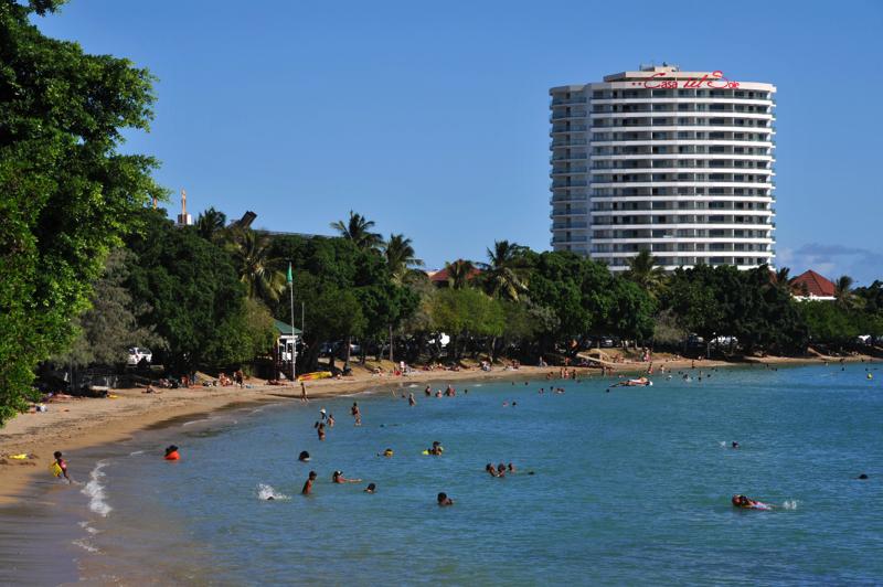<90日前早割り>直行便で行くリゾート!ニューカレドニア!<br />カサデルソル アパートメント (Casa del Sole Apartment)&nbsp;&nbsp; スタンダード1ベッドルーム (2-10階)利用 3泊5日