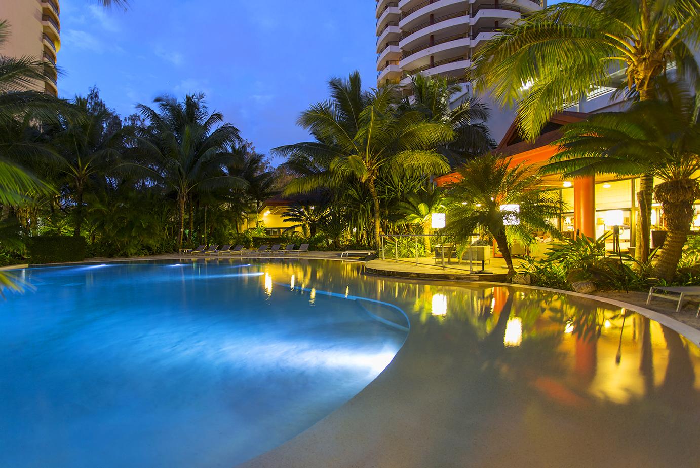 <90日前早割り>直行便で行くリゾート!ニューカレドニア!<br />ラマダ ホテル スイート アンド リゾート (Ramada Hotel and Suites)&nbsp; クラシックルーム (4-16階)利用 3泊5日