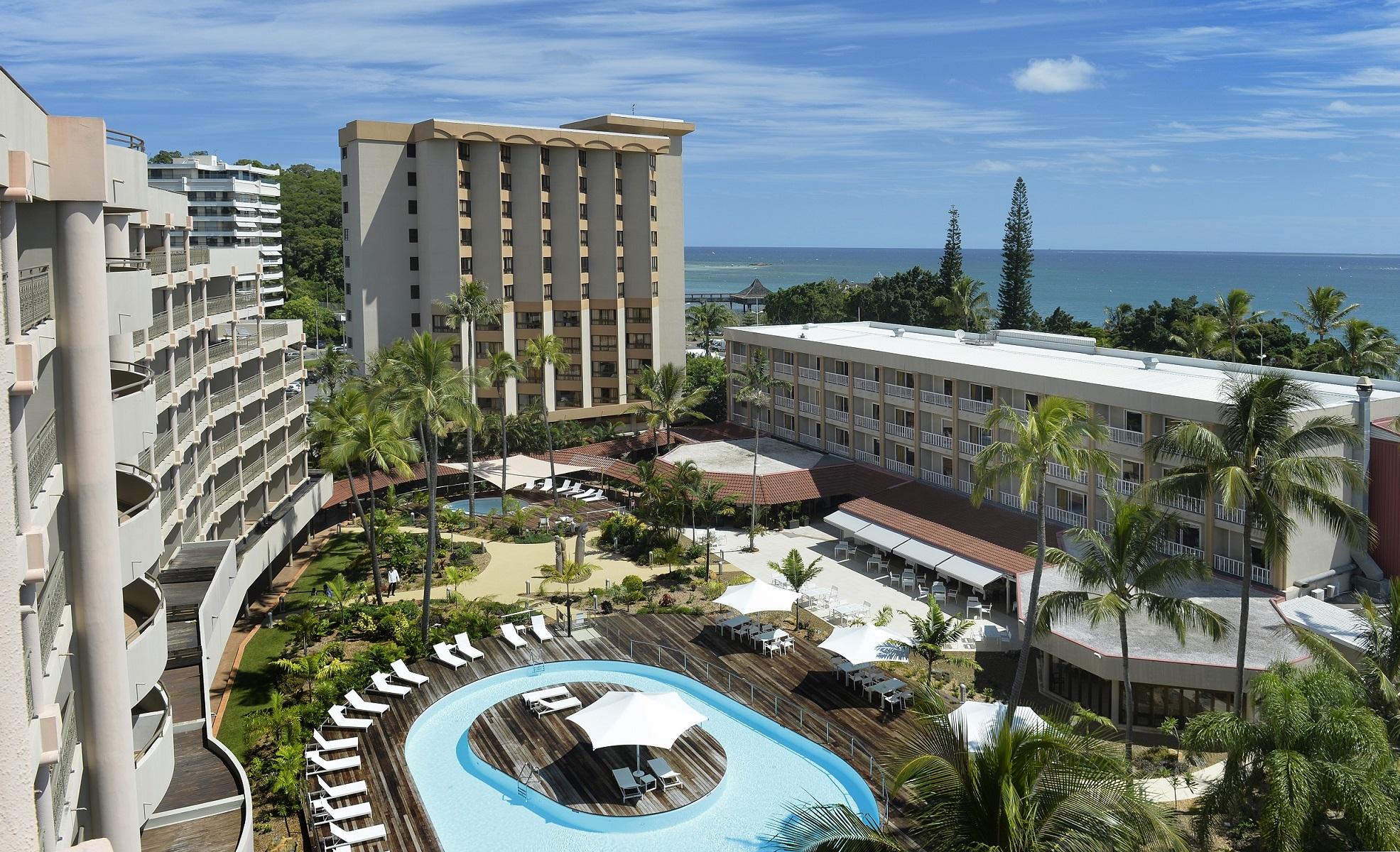<90日前早割り>直行便で行くリゾート!ニューカレドニア!<br />ヌバタ ホテル (Nouvata Hotel) スタンダードルーム(オーシャンビュー)利用 3泊5日