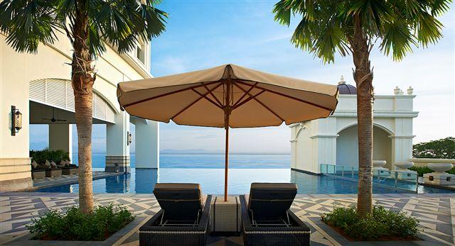 【ビーチも街も満喫のマレーシア2都市6日間♪】ペナン島 イースタン&オリエンタル(ヴィクトリーアネックス・スタジオスイート)2泊&クアラルンプール イスタナ(デラックス)2泊 4泊6日 朝食・送迎付き・カード決済OK