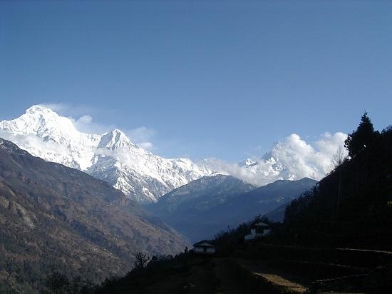 【成田発着】ネパール・チトワンとポカラ 7日間