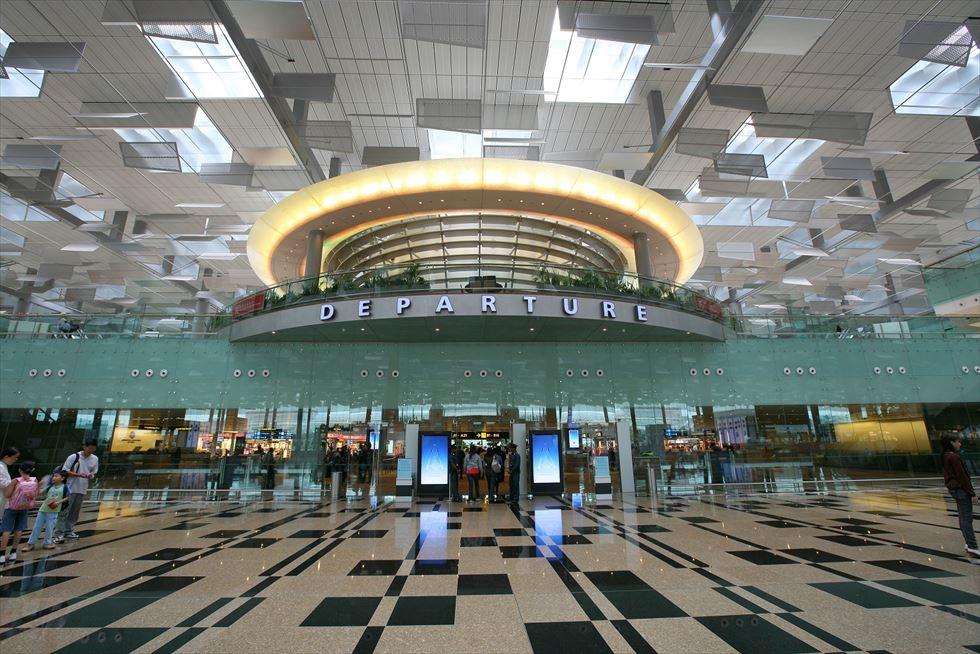 世界でもトップレベルの評価を誇るシンガポール「チャンギ国際空港」